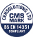CMS Mark of approval
